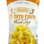 Trader Joe's Organic Kettle Style Potato Chips