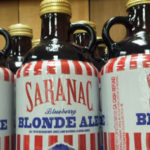 Trader Joe's Saranac Blueberry Blonde Ale