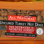 Trader Joe's Uncured Turkey Hot Dogs