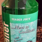 Trader Joe's Cleaning Spray