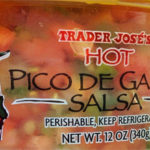 Trader Joe's Hot Pico de Gallo Salsa