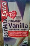 Trader Joe's Organic Vanilla Soy Milk Extra