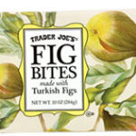 Trader Joe's Turkish Fig Bites