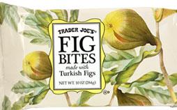 Trader Joe's Turkish Fig Bites