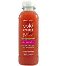 Trader Joe's Watermelon Cold Pressed Juice