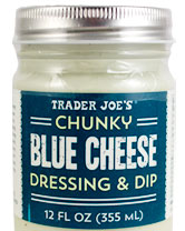 Trader Joe's Chunky Blue Cheese Dressing & Dip