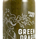 Trader Joe's Green Dragon Hot Sauce