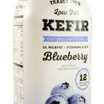 Trader Joe's Low Fat Blueberry Kefir