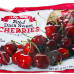 Trader Joe's Pitted Dark Sweet Cherries