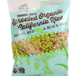 Trader Joe's Sprouted Organic California Rice