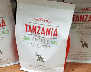 Trader Joe's Tanzania Coffee (Small Lot)