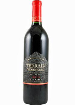 Terrain Vineyards California Red Blend