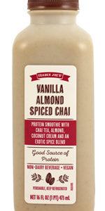 Trader Joe's Vanilla Almond Spiced Chai