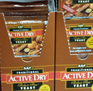 Trader Joe's Active Dry Yeast
