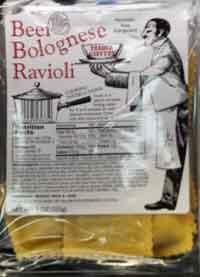 Trader Joe's Beef Bolognese Ravioli