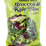 Trader Joe's Broccoli & Kale Slaw