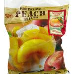 Trader Joe's Freestone Peach Slices