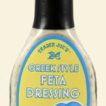 Trader Joe's Greek Style Feta Dressing