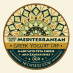 Trader Joe's Mediterranean Greek Yogurt Dip