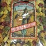 Trader Joe's Organic Vegetable Radiatore Pasta