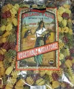 Trader Joe's Organic Vegetable Radiatore Pasta