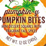 Trader Joe's Pumpkin-y Pumpkin Bites