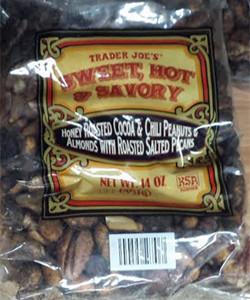 Trader Joe's Sweet Hot & Savory Mix