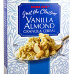 Trader Joe's Just the Clusters Vanilla Almond Granola Cereal