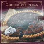 Trader Joe's Chocolate Pecan Pudding Pie