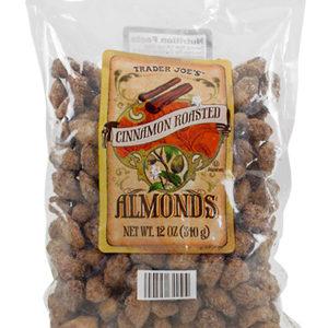 Trader Joe's Cinnamon Roasted Almonds