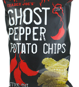 Trader Joe's Ghost Pepper Potato Chips
