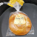 Trader Joe's Holiday Challah Bread