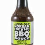 Trader Joe's Korean Style BBQ Sauce