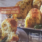Trader Joe's Rosemary Garlic Monkey Bread