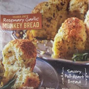 Trader Joe's Rosemary Garlic Monkey Bread