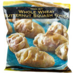 Trader Joe's Whole Wheat Butternut Squash Gyoza