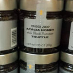 Trader Joe's Acacia Honey with Black Summer Truffle