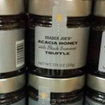 Trader Joe's Acacia Honey with Black Summer Truffle