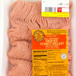 Trader Joe's All Natural Ground Turkey Breast