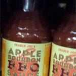 Trader Joe's Apple Bourbon BBQ Sauce
