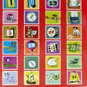 Trader Joe's Chocolate Advent Calendar