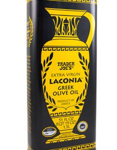Trader Joe's Extra Virgin Laconia Greek Olive Oil