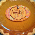 Trader Joe's Bakery Pumpkin Pie