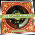 Trader Joe's Greek Mezze Quintet of Spreads & Olives