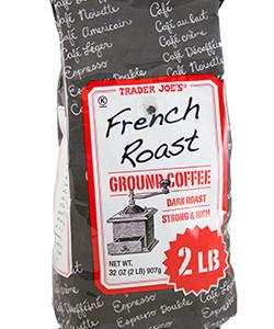 Trader Joe's French Roast Ground Coffee