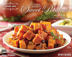 Trader Joe's Maple Roasted Sweet Potatoes