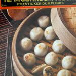 Trader Joe's 12 Mushroom Mochi Potsticker Dumplings