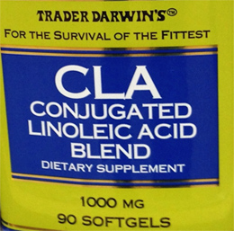 Trader Joe's CLA Conjugated Linoleic Acid Blend Supplement