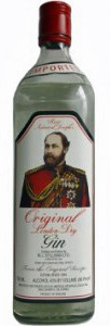 Rear Admiral Joseph's Original London Dry Gin