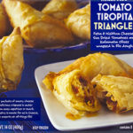 Trader Joe's Tomato Tiropita Triangles